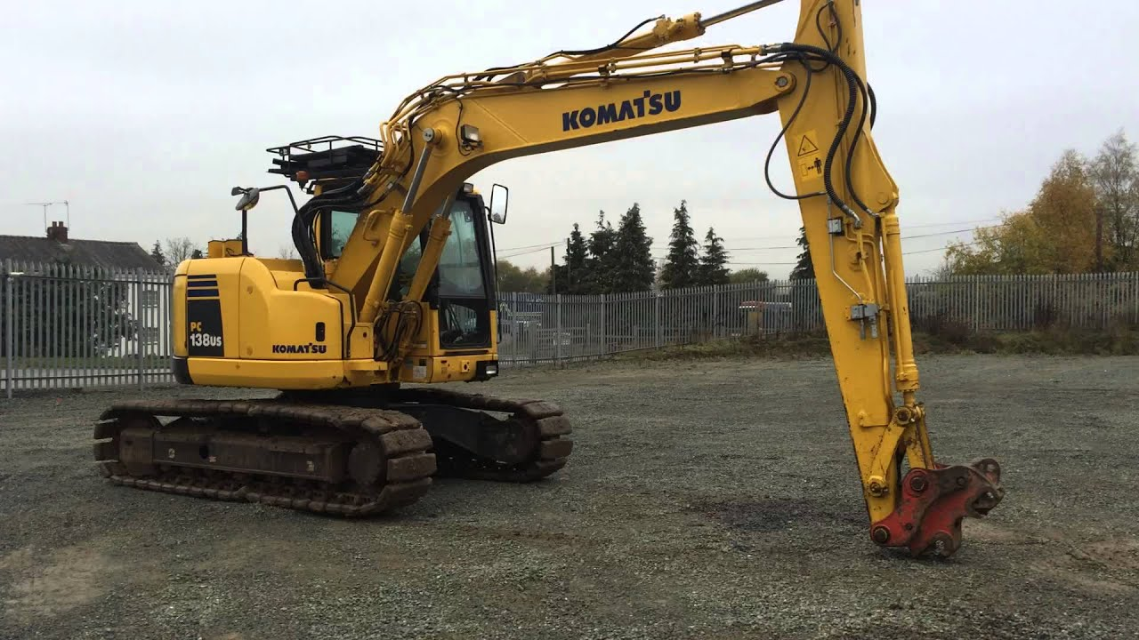 maxresdefault komatsu 138 for sale youtube  at bayanpartner.co
