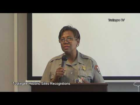 Tuskegee Historic Sites & NPS Senior Volunteer Recognition 2016