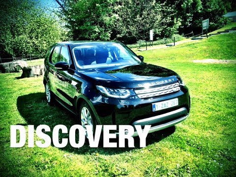essai land rover discovery 2017 2 youtube. Black Bedroom Furniture Sets. Home Design Ideas