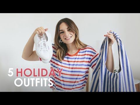 HOLIDAY DRESSING IDEAS | What Olivia Did | AD