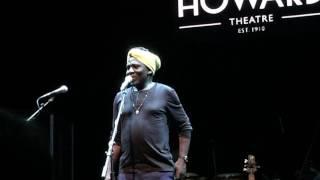Richard Bona - Mandekan Cubano Howard Theatre Sept. 6, 2016 (6)