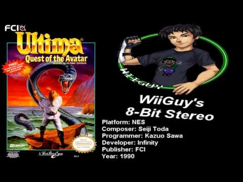 Ultima: Quest of the Avatar (NES) Soundtrack - 8BitStereo