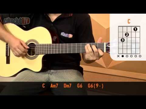 Smile   Michael Bolton aula de violo simplificada