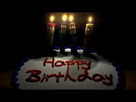 Kue Ulang Tahun Lilinnya Bergerak Youtube