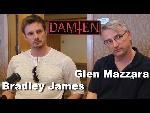Damien  Bradley James & Glen Mazzara