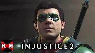 Injustice 2 - Story Mode: A Break in the Family - iOS / Android Gameplay