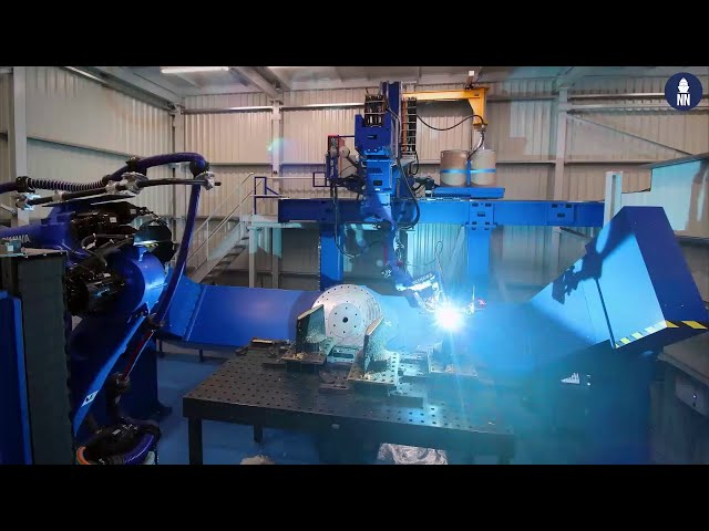 Naval Group's Propulsion Systems: 3D printing