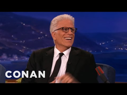 Ted Danson Took Mushrooms With Woody Harrelson