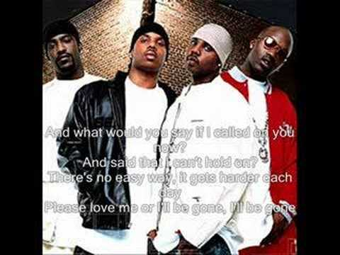 Jagged Edge  All Out Of Love With Lyrics