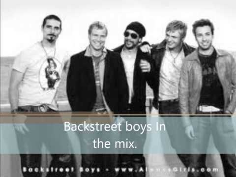 Backstreet boys In The Mix