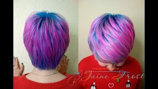 Estel Xtro | Креативное окрашивание волос