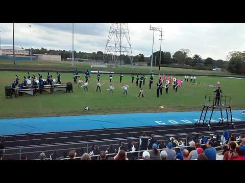 Marching Cougar Oct. 1 2016