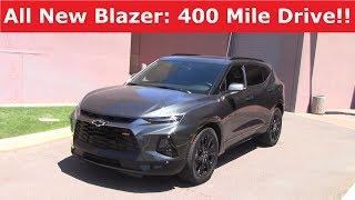2019 Chevy Blazer: One Week Test Drive