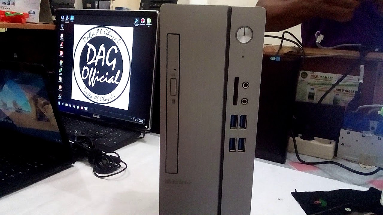 Hp g all in one pc