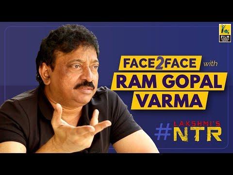 Ram Gopal Varma Interview With Hemanth Kumar | Lakshmi's NTR | Face 2 Face
