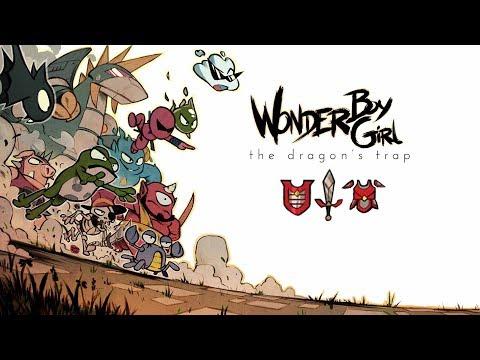 Wonder Boy - The Dragons Trap - Gear Location Tutorial
