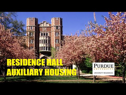 University Residences | Residence Hall Auxiliary Housing | Purdue