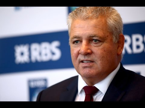 The toughest yet? Watch Warren Gatland on 2016! | RBS 6 Nations