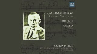 Rhapsody on a Theme of Paganini, Op. 43: Variation 2 - L