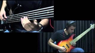 Eric Clapton - Tears in Heaven [bass duet]