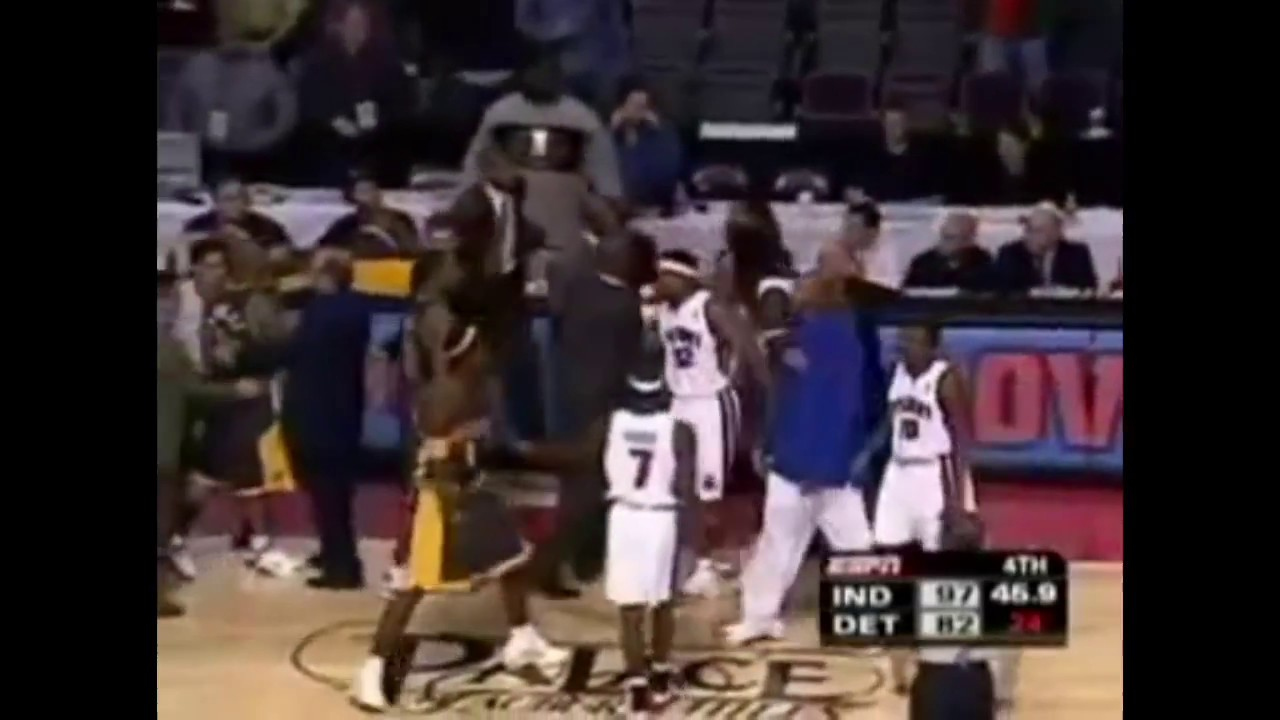 Is This The Worst Basketball Brawl In The World