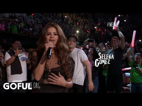 Selena Gomez - Kill Em With Kindness (Live At We Day California 4/7/2016)