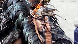 The Aztec Indian Dancer
