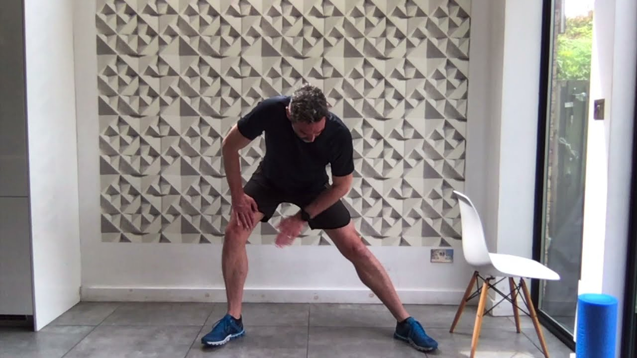 Video: Lower body stretches
