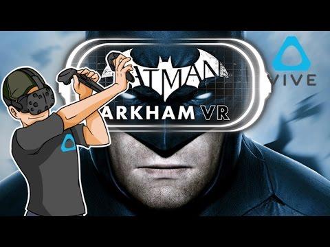 La mejor historia | Batman Arkham VR | Domingo de Realidad Virtual |