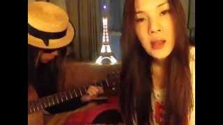 """Trademark """"Only Love"""" Best Cover Ever - Belle Nuntita (Dual Voice Acoustic Cover)"""