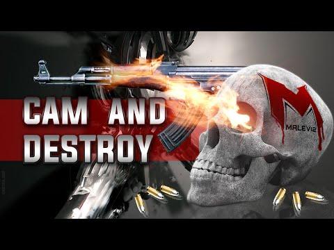 Nouveau Concept : Cam And Destroy!!!!