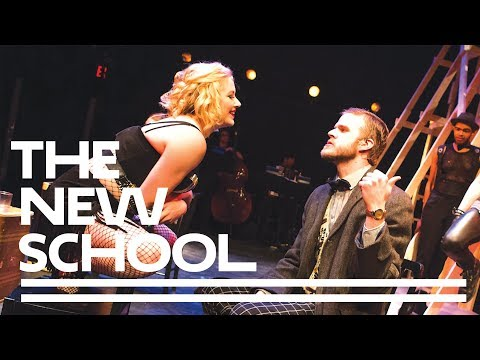 The New School's College of Performing Arts Presents Cabaret