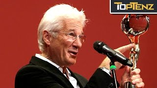 Top 10 Fascinating People Related to RICHARD GERE