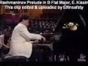 Evgeny Kissin - RACHMANINOV Prelude in B Flat