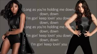 Video Fifth Harmony - Down (Lyrics) download MP3, 3GP, MP4, WEBM, AVI, FLV Agustus 2017
