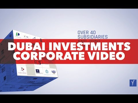 Dubai Investments Corporate Video