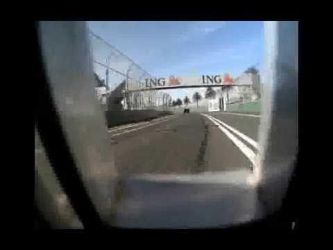 MG R-Type at Australian Grand Prix 2009