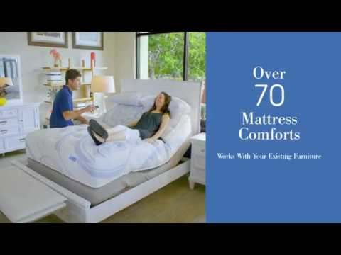 City Mattress   Adjustable Beds   YouTube