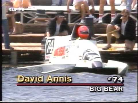 Super Channel 1988 powerboat racing