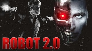 Robot 2.0 official trailer leaked rajinikanth akshay kumar 2017