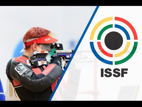 Finals 10m Air Rifle Women - 2015 ISSF Rifle and Pistol World Cup in Changwon (KOR)