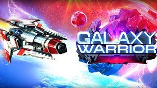 Galaxy Warrior: Space Shooter 3D - (Android iOS Gameplay) | Pryszard Gaming