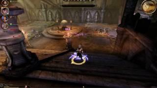 Dragon Age Origins gameplay + game-central.org ventrilo talk