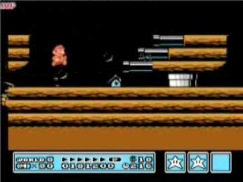 Some Guy Beats Super Mario Brothers 3 In 11 Mins!