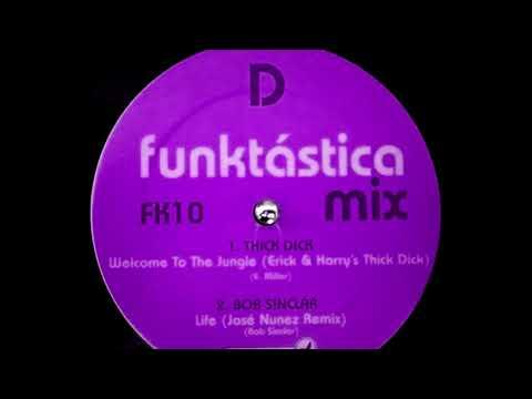 Bob Sinclar - Life (José Nunez Remix)