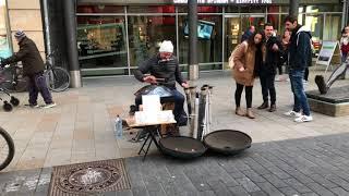 Drum Performance in Leipzig Germany 2017 thumbnail