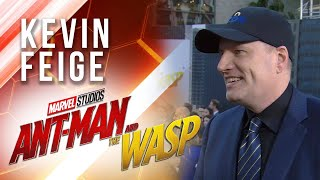 Kevin Feige Live at Marvel Studios' Ant-Man and The Wasp Premiere
