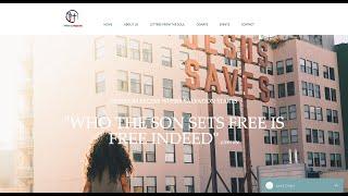 Rhema & Freedom Website Design