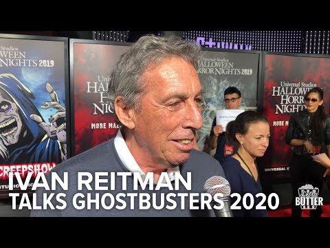 Ivan Reitman Talks Ghostbusters 2020 | Extra Butter