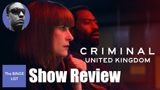 Criminal: UK - The Binge List Review